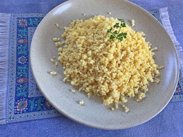 Da Panela para o Coração : Como cozinhar millet?