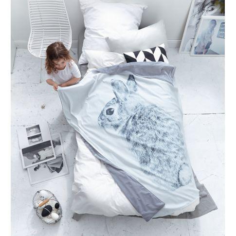Osterhasen-Bettwäsche - So kuscheln wir mit dem Osterhasen #ostern #impressionen