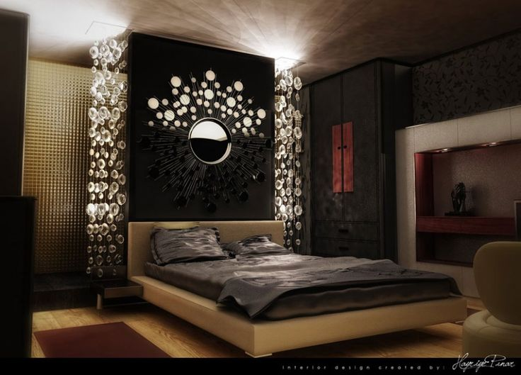 110 best Black Bedroom Ideas images on Pinterest | Couches ...