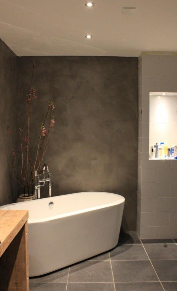 25 beste idee n over spa badkamer ontwerp op pinterest for Bathroom ideas for 5x6