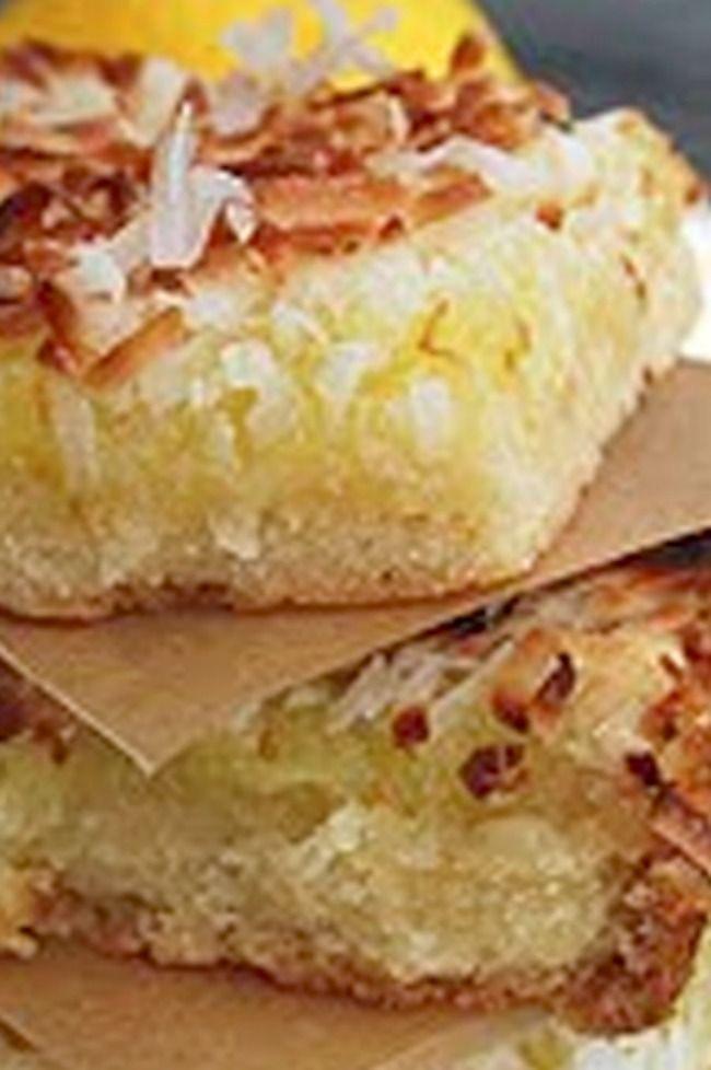 Best 25+ Lemon coconut bars ideas on Pinterest | Neiman ...