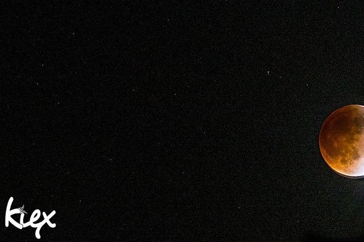 ©kiex fotography & design blog | kiex fotography & design #lunareclipse #bloodmoon