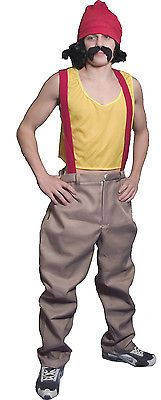 Men Costumes: Cheech And Chong Cheech Deluxe Costume Set Adult -> BUY IT NOW ONLY: $47.98 on eBay!