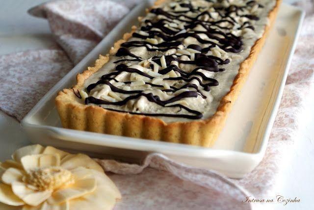 Intrusa na Cozinha: Tarte de Gelado de Café // Coffee Ice Cream Tart