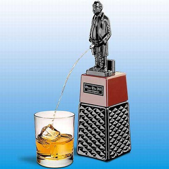 Amazing Liquor Dispensers Gizzer Liquor Dispenser