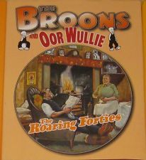 The Broons and Oor Wullie The Roaring Forties