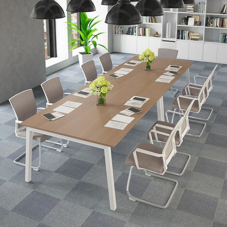 Factory Wholesale Price Malemine Panel Conference Room Table And Chairs    Buy Conference Room Table And Chairs Product On Alibaba.com