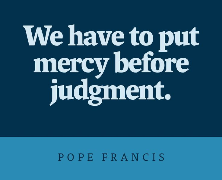 Words of mercy from Pope Francis to take to heart today, brought to you by Franciscan Media. #YearofMercy http://hubs.ly/H01yn9Q0
