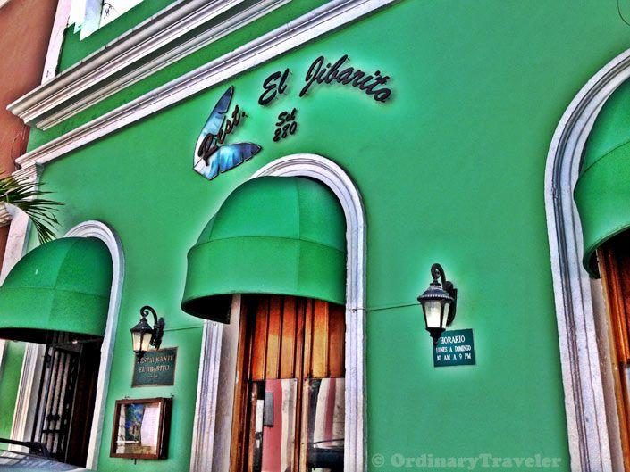 I love the colorful buildings in San Juan, PR