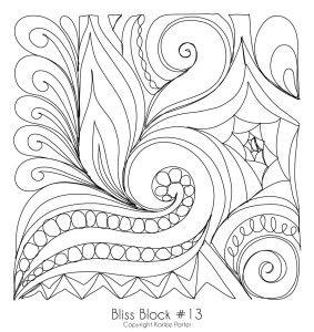 Bliss Block #13