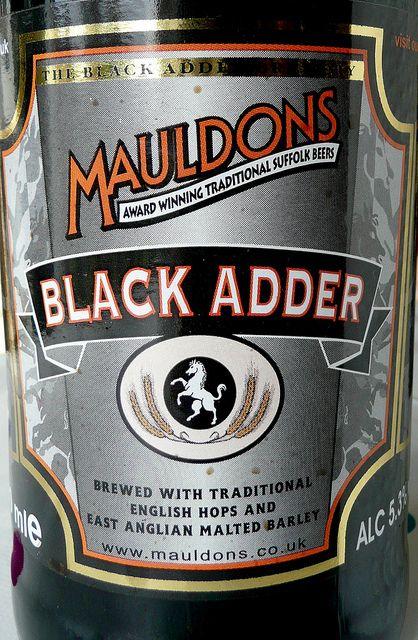 Mauldons Black Adder