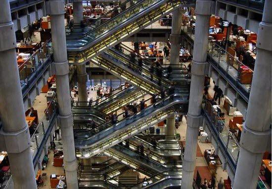 Las escaleras mecánicas más espectaculares del mundo