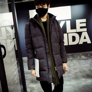 #taobaofocus #taobao #tmall #korean #mens #parka #jacket #warm #winter #slim #grey