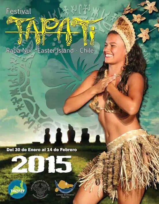 Tapati Rapa Nui 2015