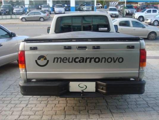 Ford F-1000 Xl Turbo(c.sim) 4x2 2.5hsd 2p (dd) Basico 1997 - Meu Carro Novo