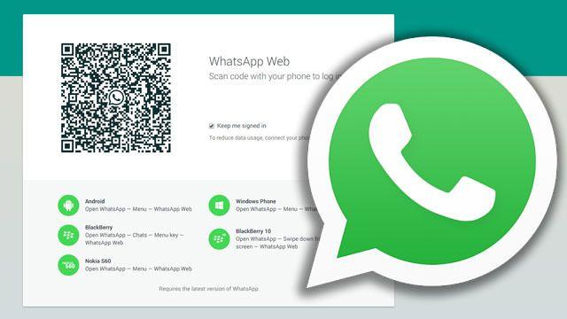 آموزش استفاده از واتساپ وب Instant Messaging Online Accounting Good Credit