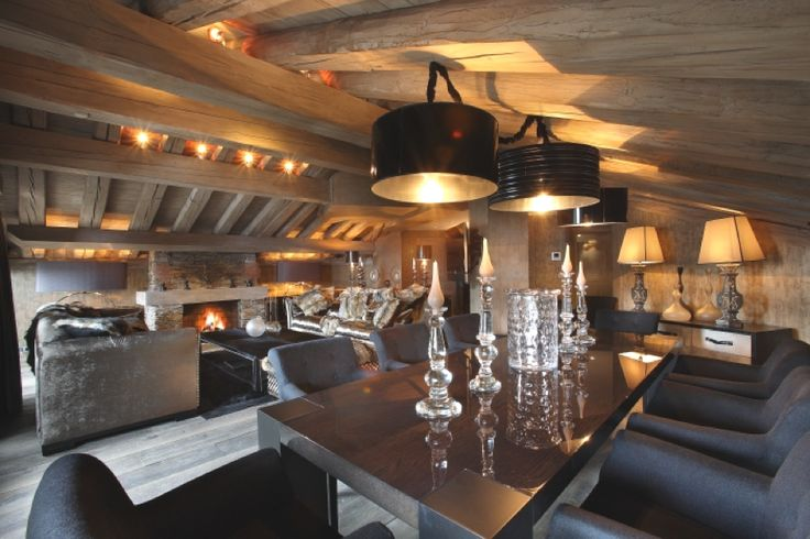 Courchevel 1850 project by Earlcrown. Ski-resort of Courchevel, France 03