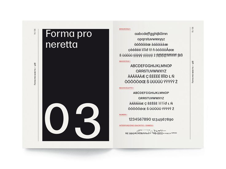 Forma Blu - Andrea Amato - tipiblu.com