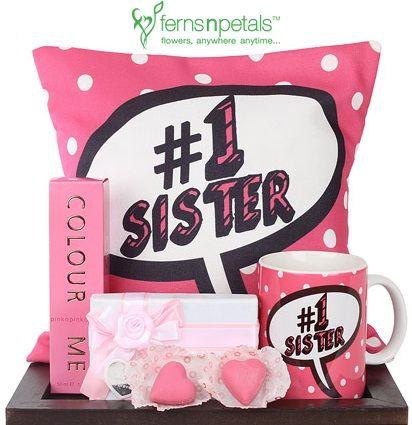 Rakhi Gifts for Sister - Ferns N Petals