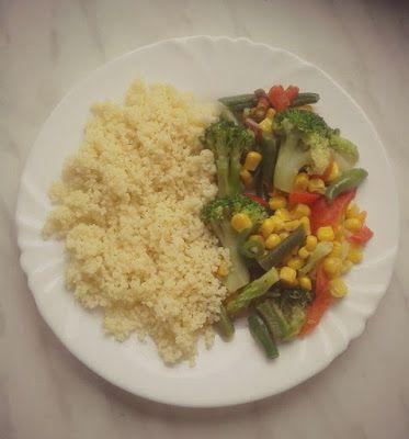 Sugar Ivett: #7 Niskokaloryczny obiad w 15 min