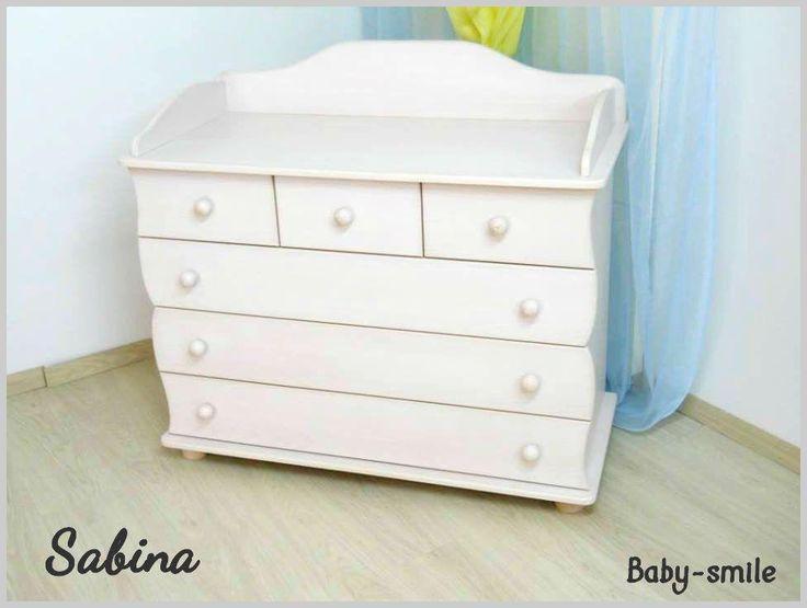 Παιδικές - Βρεφικές Συρταριέρες - Συρταριέρα παιδική-βρεφική Sabina