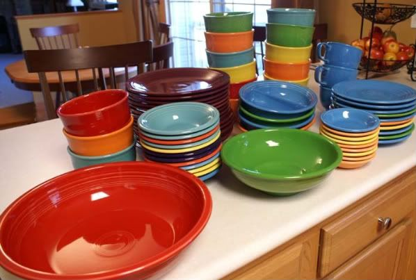 the semi-annual Fiesta Ware clearance sale in Newell West Virginia. & 89 best Fiesta Ware images on Pinterest | Fiesta ware Homer ...