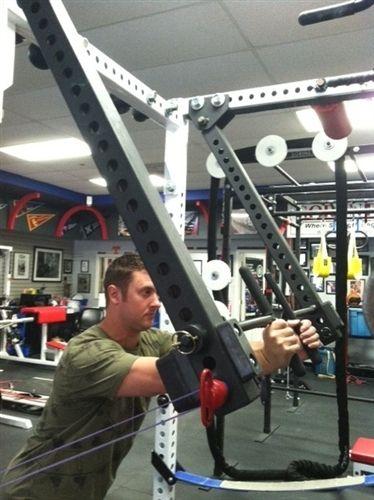 Best garage gym plan images on pinterest