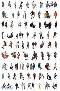 5 sites para baixar escalas humanas de diferentes etnias