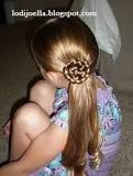 peinados de niña - Buscar con Google