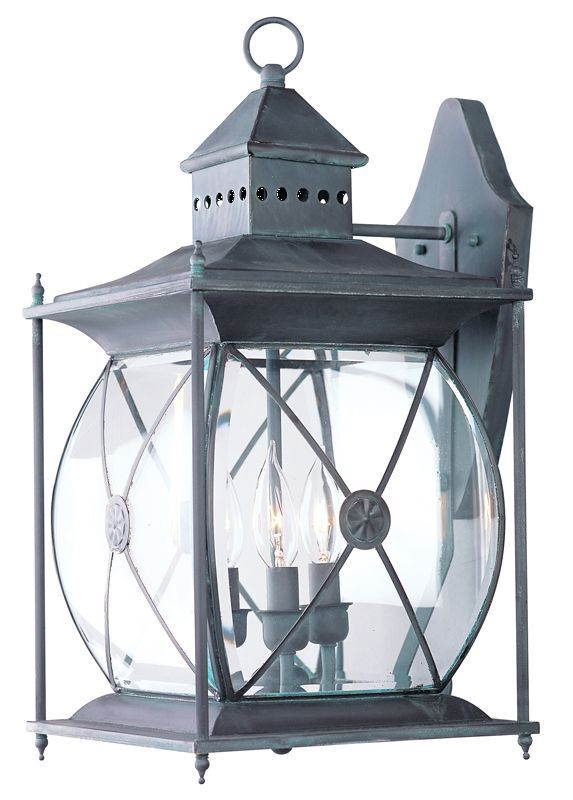 Livex 2093-61 Providence 3 Light Outdoor Wall Lantern In Charcoal With Clear Beveled Glass is made by the brand Livex and is a member of the Providence collection. It has a part number of 2093-61.