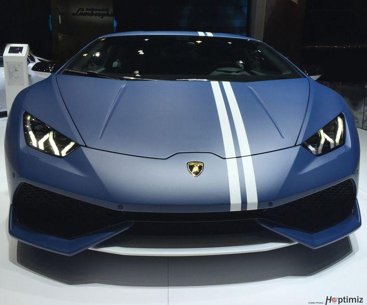 #Lamborghini #Huracan Avio - Salon #automobiles de Genève 2016
