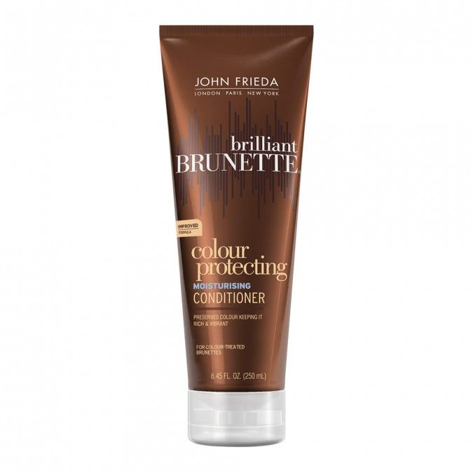 This advanced formula addresses the way brunette colour fades on three colour dimensions. With daily use it helps lock in rich, glossy colour and multi-dimensional tones.