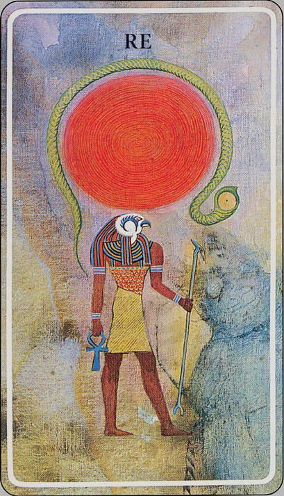 Handl Tarot - King of Swords