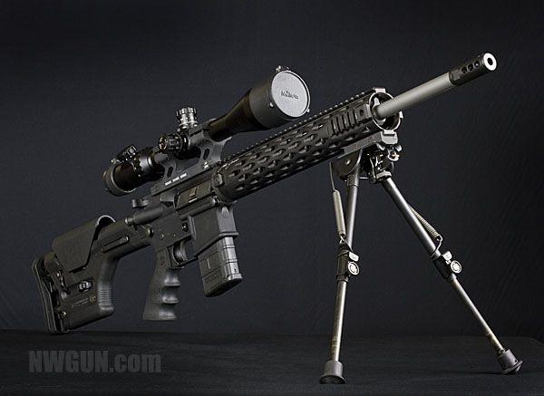 Dale-Miller's-AR-15 build