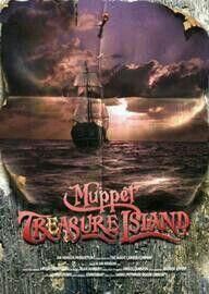 Muppet tresure island