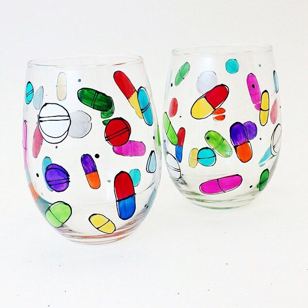Pharamacist Glass / Pharmacy Graduate / Pills / Prescription / Pharmacist Gift / Painted Glassware / Birthday / Graduation Gift / Custom by AudraStyleArt on Etsy https://www.etsy.com/listing/293029747/pharamacist-glass-pharmacy-graduate