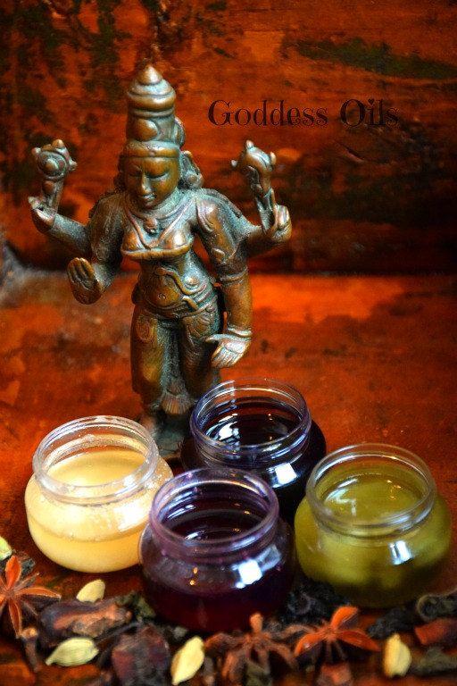 Cofanetto di Ayurveda per suoi oli organici di GoddessAyurveda