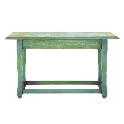 Delightful Woodland Imports 69251 Impressive Console Table