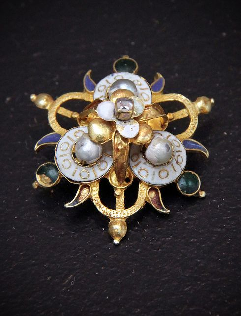 Clasp, Hungary, late 16th century