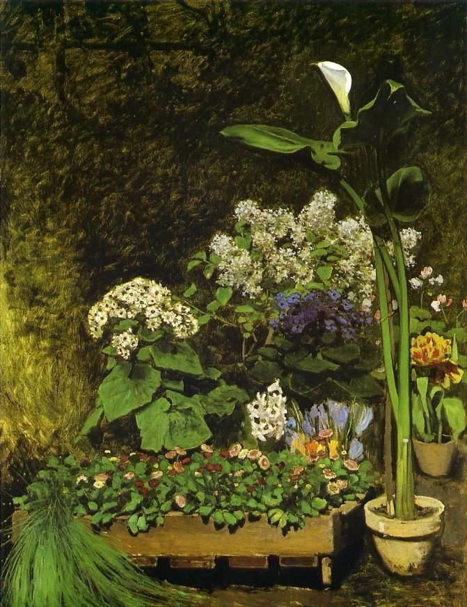 Auguste Renoir, 1864