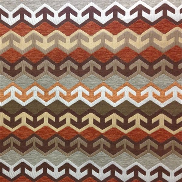 Valdez Sunkissed Woven Southwestern Design Upholstery Fabric by Richloom Platinum Fabrics - SW31041   Discount By The Yard   Fashion Fabrics
