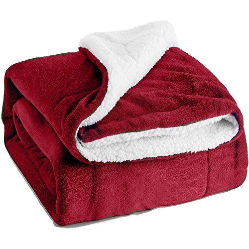parlor Sherpa Blanket Double Bed Size Flannel Fleece Reversible ... https://www.amazon.co.uk/dp/B0773R4XZK/ref=cm_sw_r_pi_dp_x_MOJgAbFWWFMM7