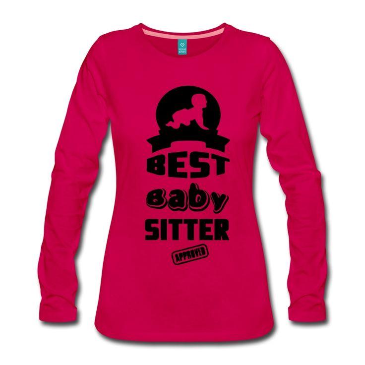 Best Babysitter - tolle Shirts und Geschenke für die allerbesten Babysitter. #babysitter #jobs #auszeichnung #danke #anerkennung #baby #babies #kind #kinder #kleinkinder #familie #eltern #sprüche #shirts #geschenke