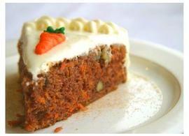 Es un clásico, el pastel de zanahoria. es muy fácil de hacer, está muy rico y es ideal para una merienda o fiesta de cumpleaños.