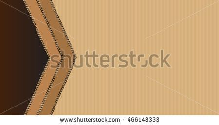 Geometric background box texture with brown color composition 04