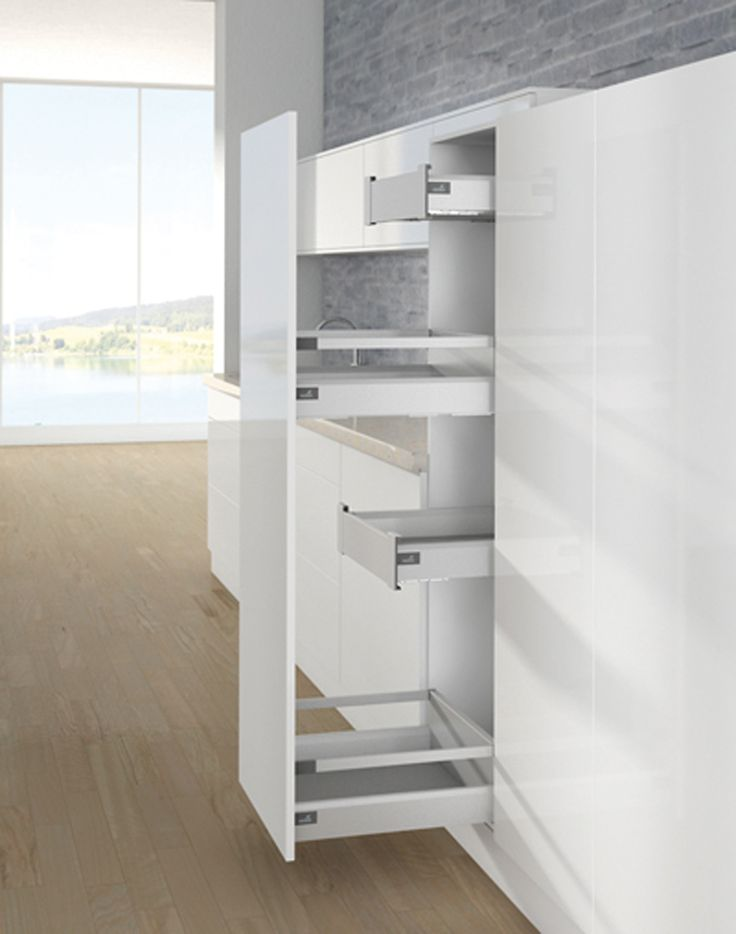 ArciTech : Latest from Hettich. Drawer supremacy.
