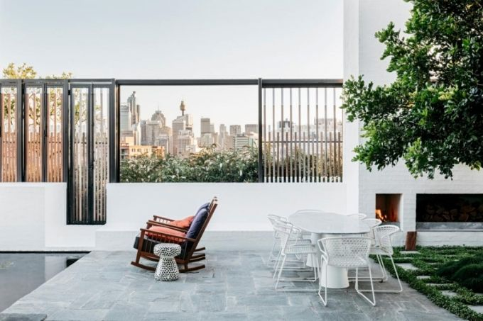 SJB, Cleveland Rooftop, Sydney, Australia