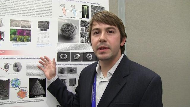 S12 Exhibition - Bryan Kaehr by Materials Research Society