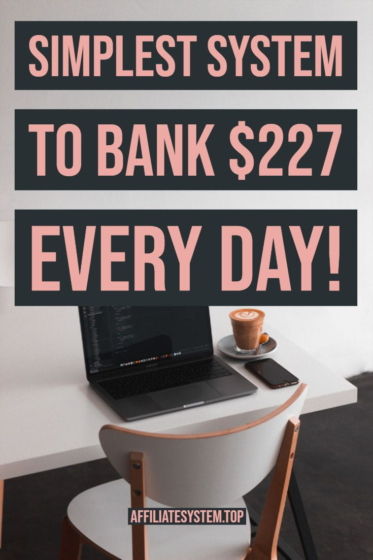Simplest system to bank $227 every day! – Top Affiliate System | Make Money Online | Marketing | Passive Income | Work From Home | Job | Blogg