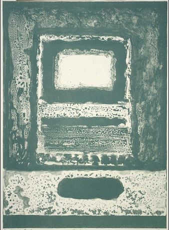 Clinton Adams - Window Series IX (1960)
